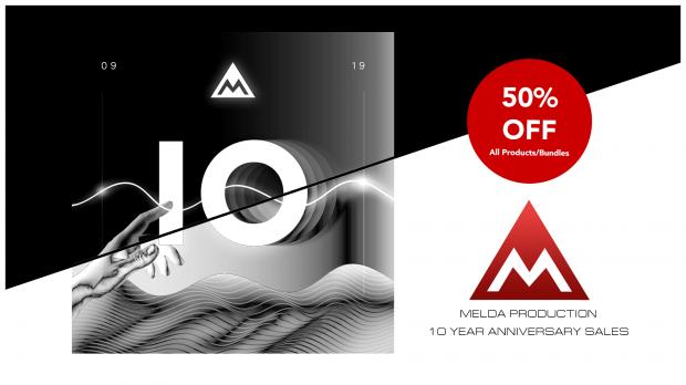 Melda-Production-10yr-Anniversary-Sale-2019
