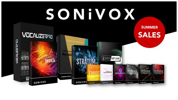 Sonivox-Summer-Sales-July-2019