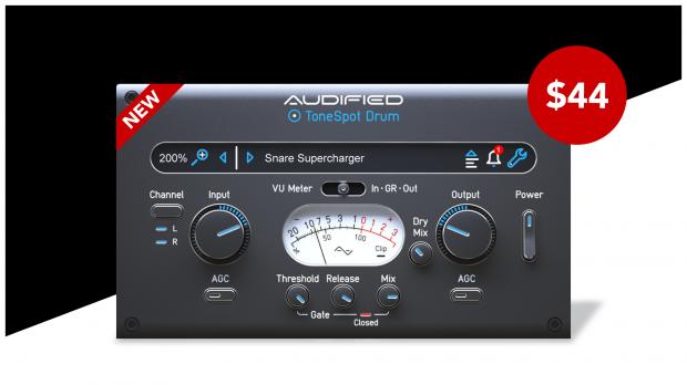 Audified-ToneSpot-Drum-Express