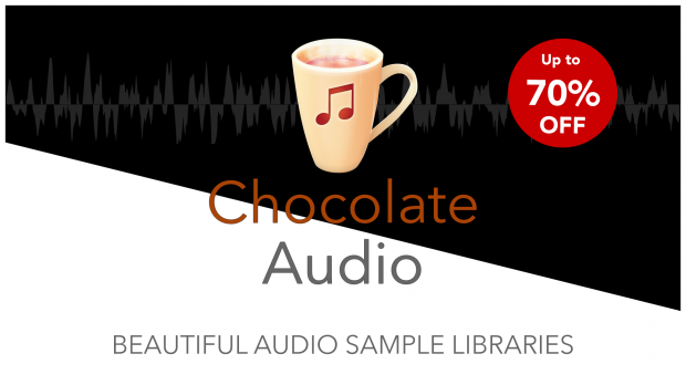 Chocolate Audio Promo August 2019