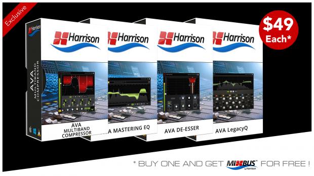 Harrison AVA Promo Mixbus Free August 2019
