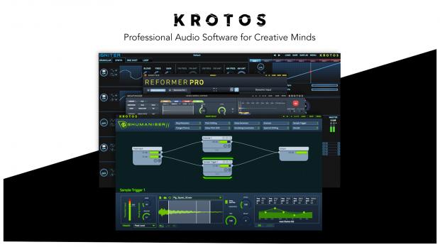 Krotos Audio Plug-ins