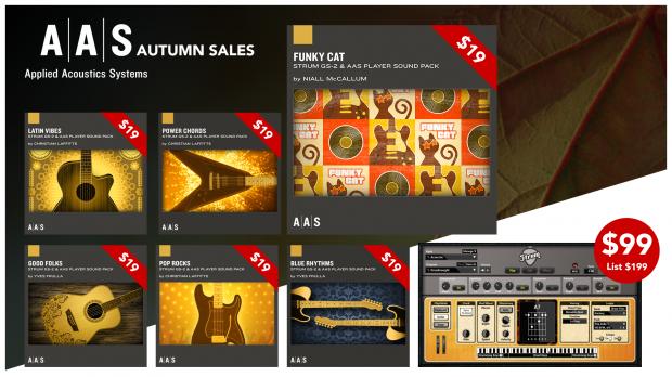 AAS Autumn Sales 2019