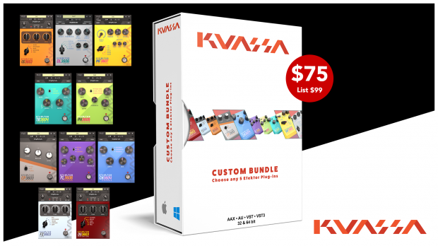 Kuassa Efektor Custom Bundle