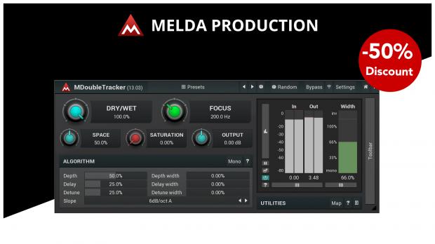 Melda_Double Tracker_promo