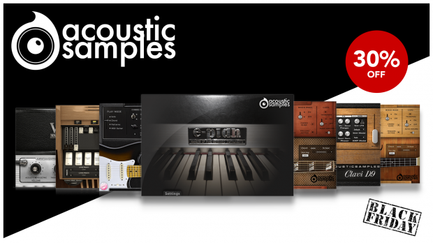 Acousticsamples-Black-Friday-Promos-2019
