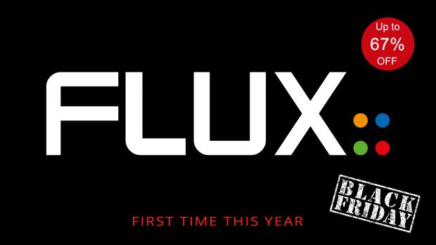 FLUX Black Friday 2019 Promo