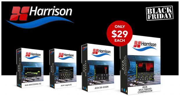 Harrison-AVA-Series-Plug-ins-Black-Friday-2019