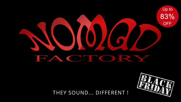 Nomad Factory Black Friday