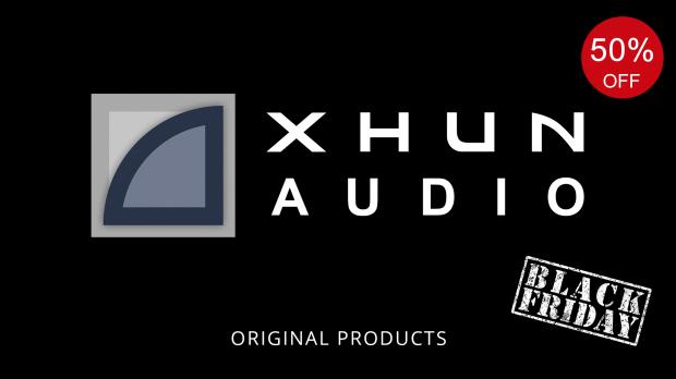 XHUN AUDIO Black Friday 2019