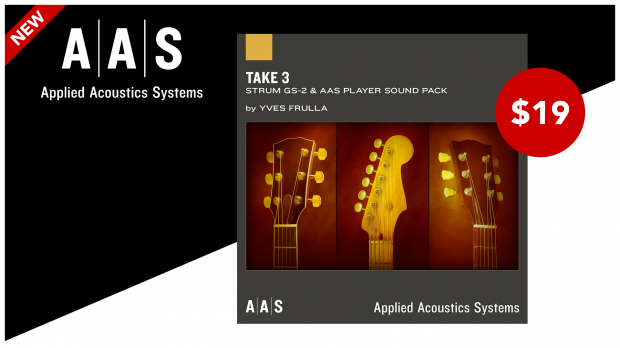 AAS Take 3 for Strum GS-2 - Intro Promo