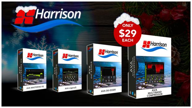 Harrison - AVA Xmas 2019 Promos