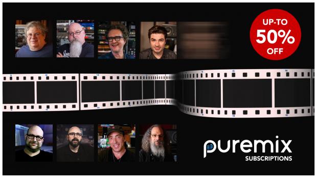 Puremix Subscriptions