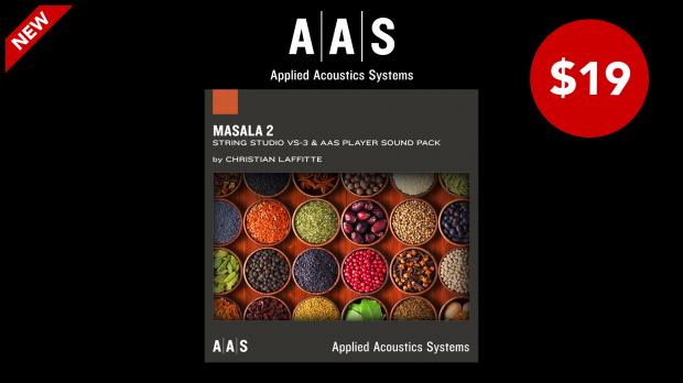 AAS - Masala 2 - Launch Promo Jan 2020