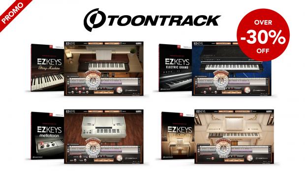 Toontrack-April-2020-EZkeys-Promo