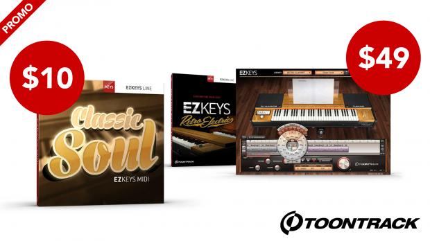 Toontrack-Classic-Soul-MIDI-and-EzKeyzs-Retro-Electrics-March-2020-Promo