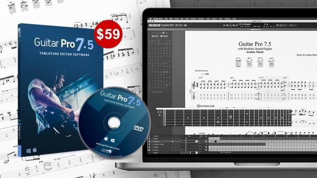 Arobas Music Guitar Pro 7.5 July 2020 Promo