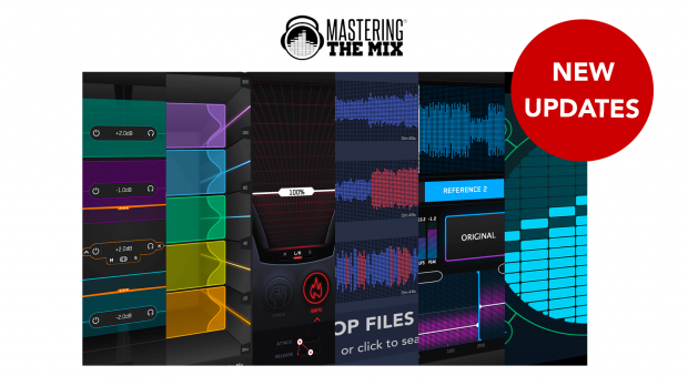 Mastering The Mix Updates July 2020