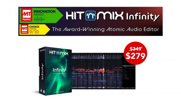 HIT'n'MIX Infinity Promo AUG 2020