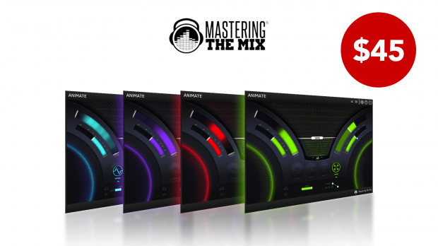 Mastering The Mix Animate AUG 2020