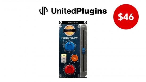 United-Plugins-Front DAW - AUG2020