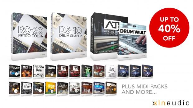 XLN Audio Early Bird Sale AUG2020