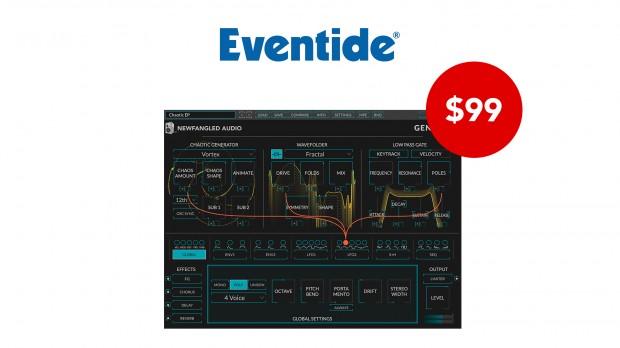 Eventide-Newfangled Audio Generate - SEPT2020