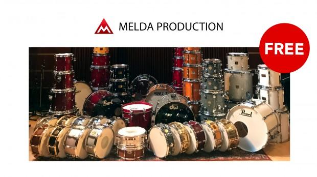 Melda Drum Empire - OCT-2020