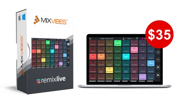 Mixvibes Remixlive OCT 2020
