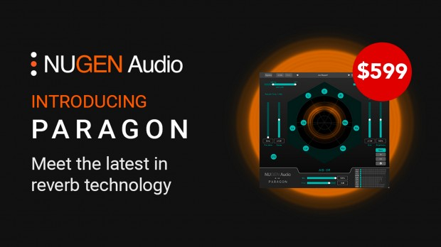 Nugen-Audio-Paragon-launch-OCT2020 news