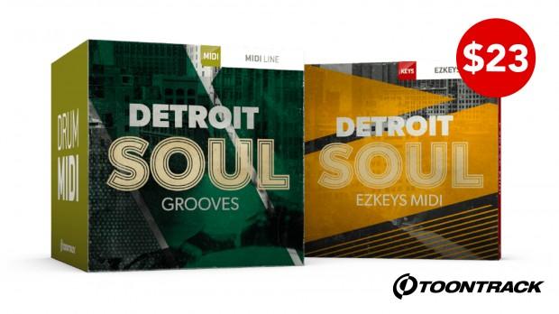 Toontrack-Detroit Soul MIDI-Launch-Oct-2020