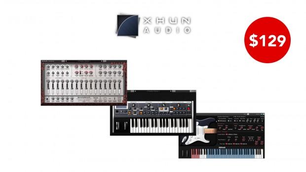 Xhun Audio - XA Instruments Bundle -Large-OCT-2020