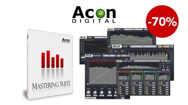 Acon Mastering Promo - BF NOV 2020