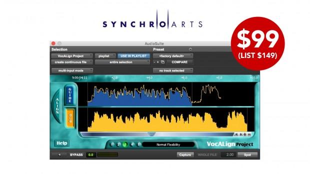 Synchro Arts Vocalign Project 3 NOV 2020