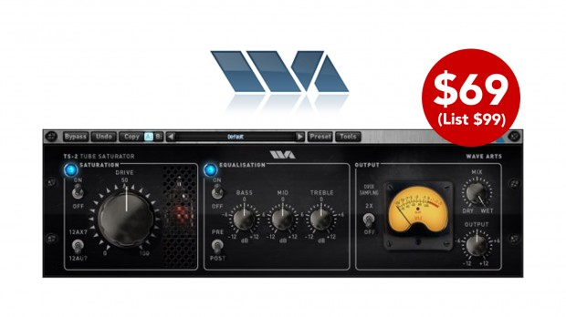 WaveArts-Tube Saturator 2-DEC-2020