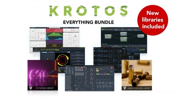 Krotos Everything Bundle update-JAN2021