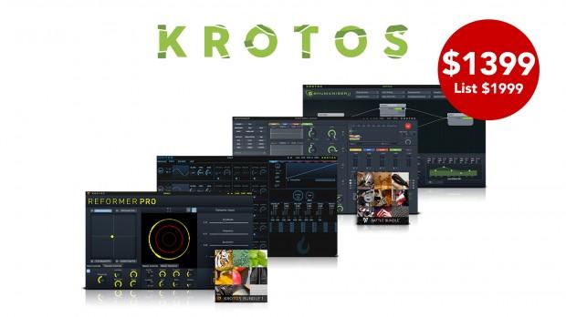 Krotos-Sound Design Bundle 2-Promo-JAN 2021