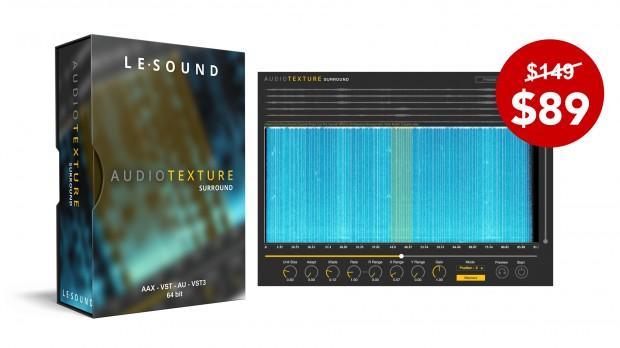 LeSound Audiotexture promo JAN2021