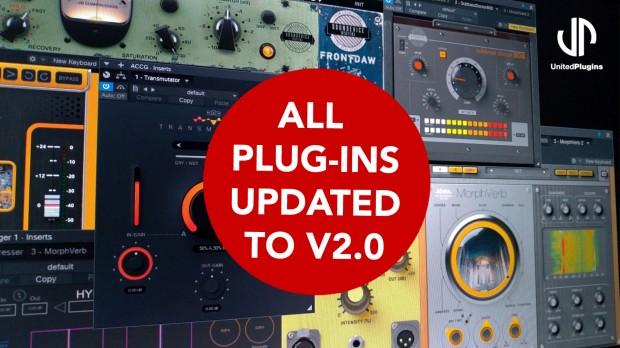 United Plugins update JAN 2021