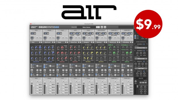 AIR Drum Synth FEB2021
