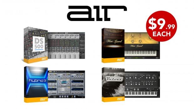 AIR Instruments-Promos FEB2021