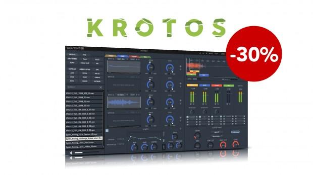 Krotos Weaponiser Update Promo FEB2021