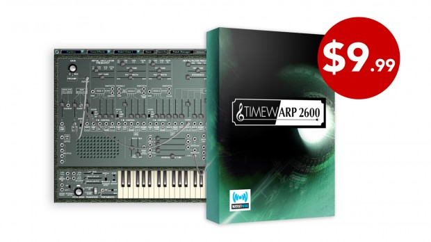 Sonivox TimeWARP 2600 FEB2021