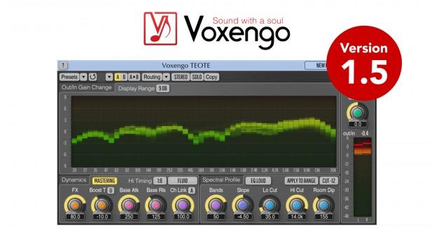 Voxengo TEOTE update FEB2021