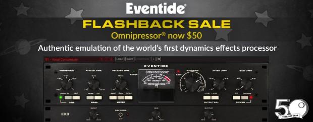 Eventide Omnipressor 50 Flashback MARCH2021