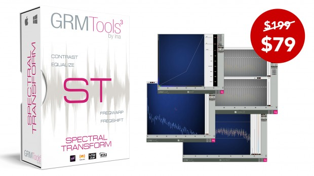 GRM-Tools- Spectral Transform 3 MARCH 2021