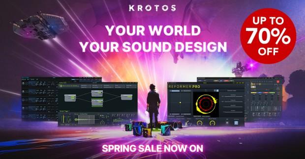 Krotos Spring Sale MARCH2021