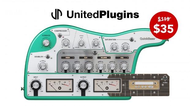 United-Plugins QuickBass MARCH 2021