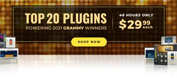 Waves Grammy MARCH 2021