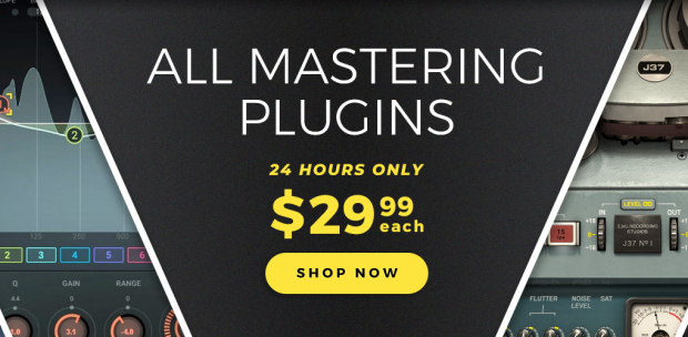 Waves Mastering Special